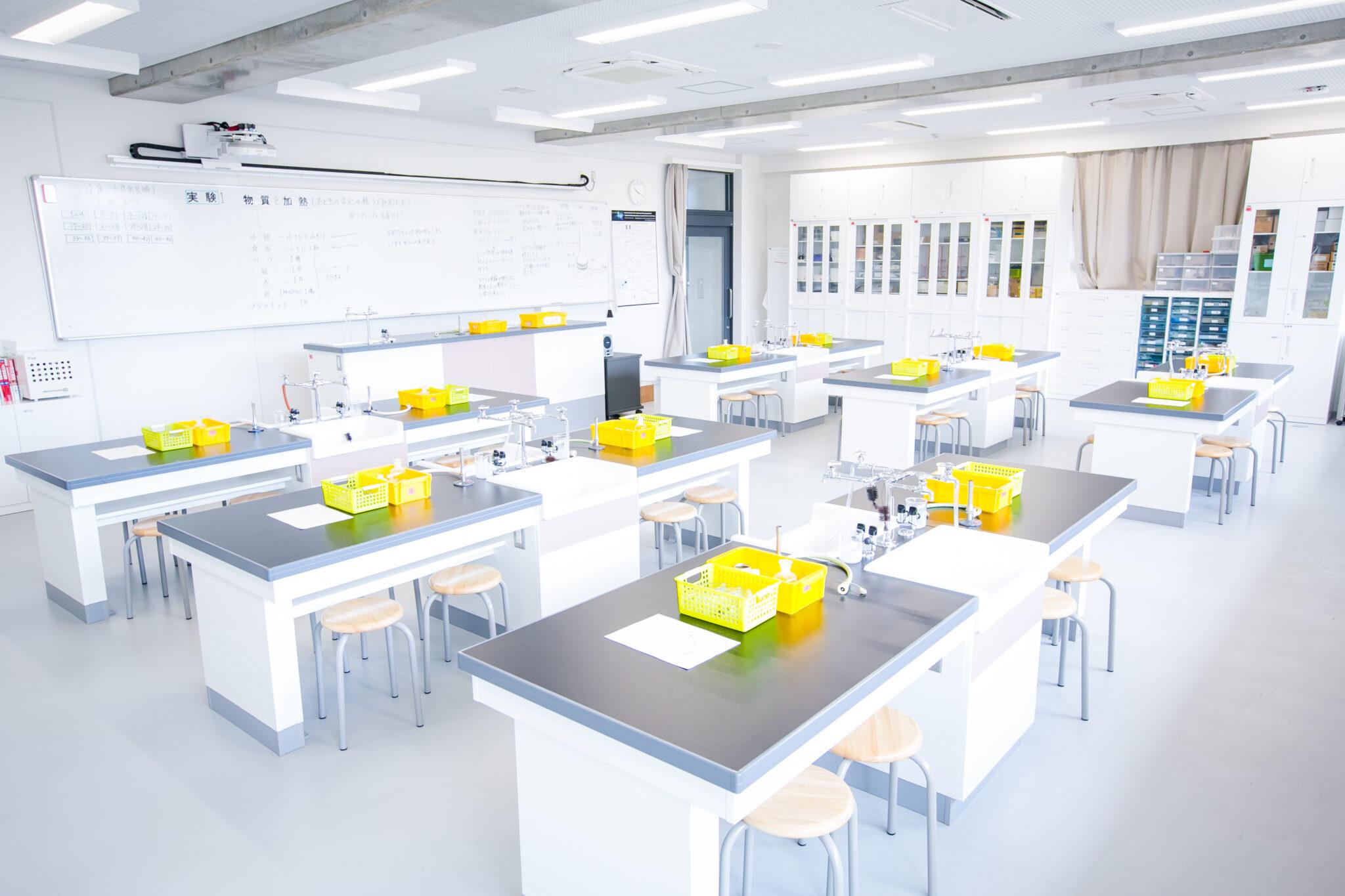 化学教室B
