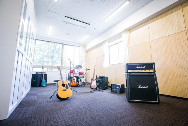 音楽スタジオB