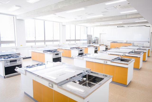 調理実習室